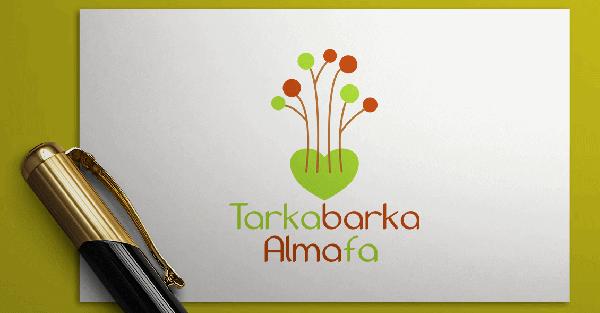 Tarkabarka Almafa logója-Orning Anikó, webdesign, logó- és arculattervezés, honlapkészítés, grafikai munkák, plakát tervezése, felhasználóbarát és reszponzív weboldal tervezése, Pécs, kedvezményes ár