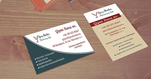 Ipsz Ilonka névjegy-Orning Anikó, webdesign, logó- és arculattervezés, honlapkészítés, grafikai munkák, plakát tervezése, felhasználóbarát és reszponzív weboldal tervezése, Pécs, kedvezményes ár